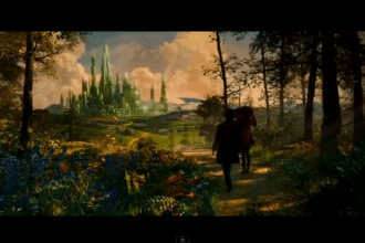 "Disney Pictures 2013 Super Bowl XLVII commercial ""Oz: The Great and Powerful"""