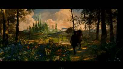 "[VIDEO] Disney Pictures 2013 Super Bowl XLVII Ad ""Oz: The Great and Powerful"""