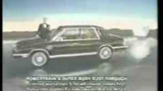 1983 CHRYSLER – The New Yorker