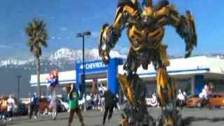 "2011 Chevrolet Super Bowl XLV Commercial ""BumbleBee"" [VIDEO]"