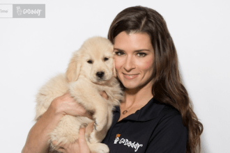 Danica Patrick and Buddy the Puppy from GoDaddy's Controversial Super Bowl Ad Pulled From Broadcast by the Company after a Change.org petition.