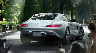 "Mercedes-Benz 2015 Super Bowl XLIX Ad ""Fable"""
