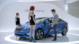 "[VIDEO] Kia Forte 2013 Super Bowl XLVII Commercial ""Hot Bots"""