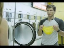 """[VIDEO] Speed Stick 2013 Super Bowl XLVII Ad """"Unattended Laundry"""""""