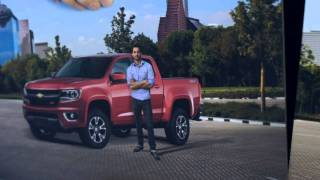 "Chevrolet Colorado 2015 Super Bowl XLIX Ad ""Sexier"""