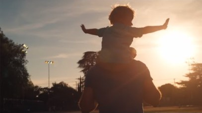"Dove Men+Care 2015 Super Bowl XLIX Ad ""#RealStrength"""