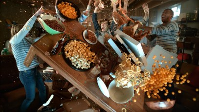 """Weight Watchers 2015 Super Bowl XLIX Ad """"All You Can Eat"""""""