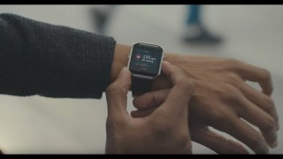 "FitBit Blaze 2016 Super Bowl 50 Ad ""Dualities"""