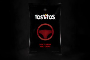 This Tostitos bag tells you if you've been drinking