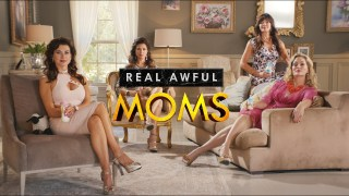 "2017 World of Tanks Super Bowl 51 (LI) TV Commercial ""Real Awful Moms"""