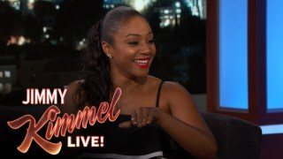 Groupon Books Superfan Tiffany Haddish for Super Bowl Ad (Exclusive)