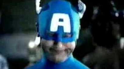 2005 VISA – Super Heroes