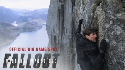 2018 PARAMOUNT PICTURES – Mission: Impossible – Fallout