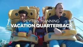 2018 UNIVERSAL ORLANDO – Peyton Manning: Vacation Quarterback