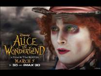 Alice in Wonderland – Super Bowl TV Spot