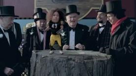 [HD] Exclusive truTV Super Bowl Ad with Troy Punxsutawney Polamalu