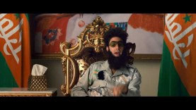 "Paramount Pictures ""The Dictator"" Super Bowl Spot"