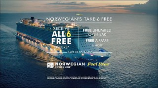 2019 NORWEGIAN CRUISE LINES – Feel Free to Come Alive