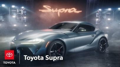2019 TOYOTA SUPRA – Wizard