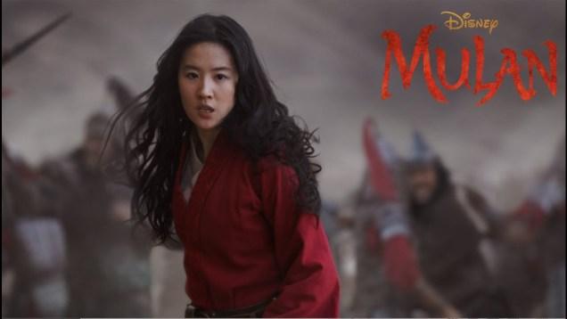 2020 DISNEY – Mulan