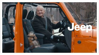 2020 JEEP -Groundhog Day with Bill Murray