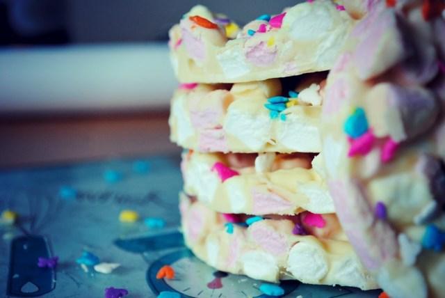 Easter Marshmallow Treats