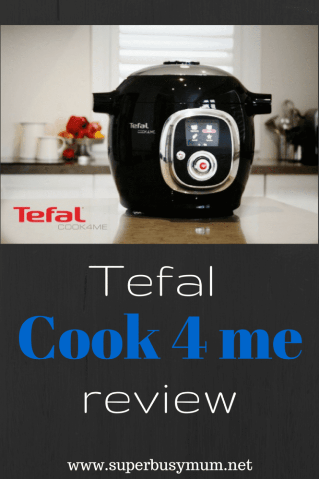 Tefal cook for me