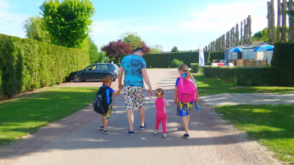 Our Eurocamp Holiday Part two