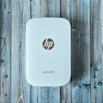 Creating stickable snapshots with the HP Sprocket
