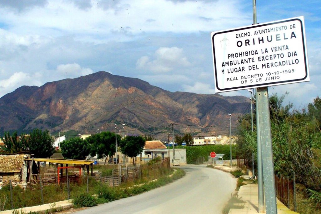 Photos of my travels to Orihuela, Spain