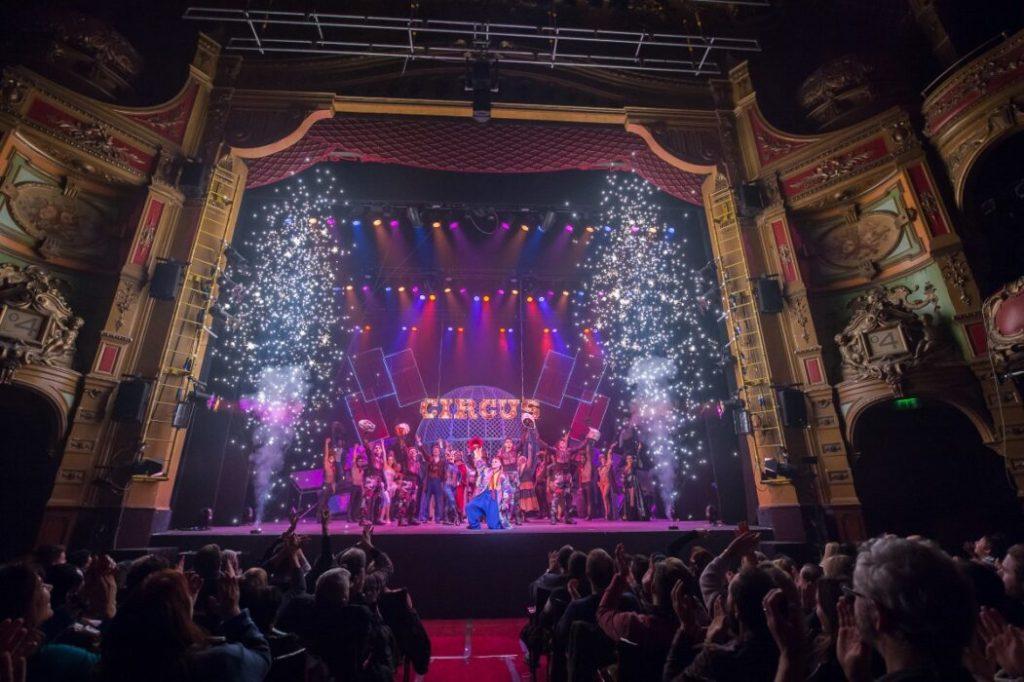 A Circus made for theatre   Cirque Berserk UK