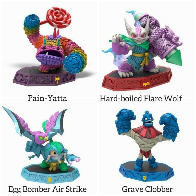 Skylanders Imaginators Easter Edition