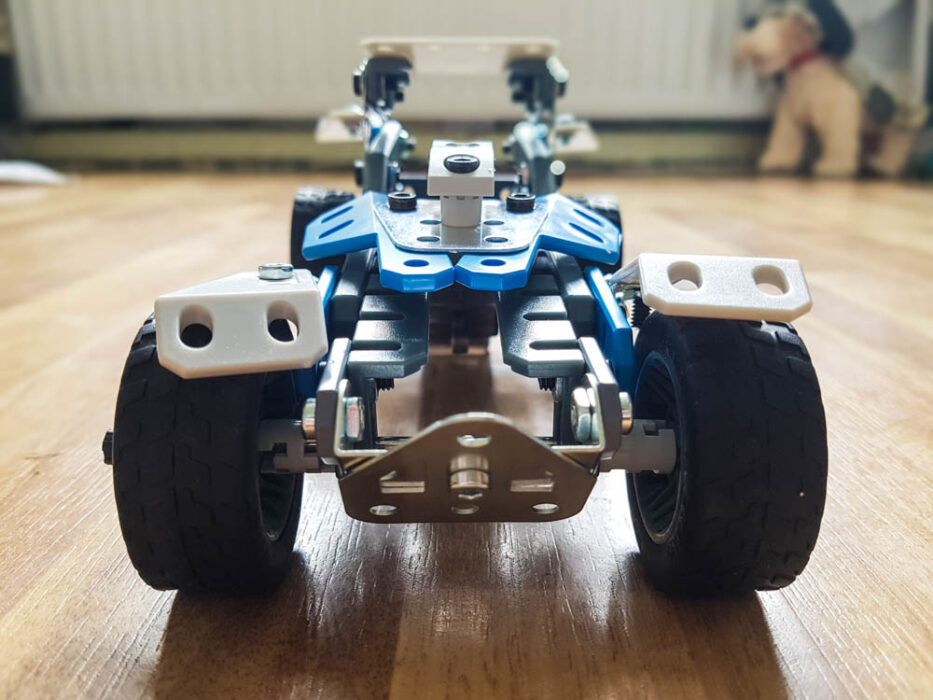 Meccano Rally Car Review