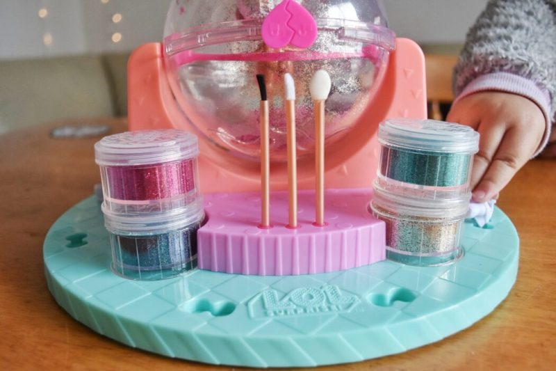Lol Surprise Diy Glitter Factory Review Super Busy Mum