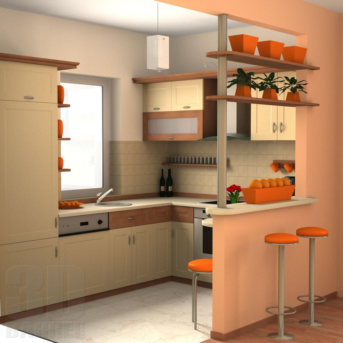 Modern Kitchen Design Colours