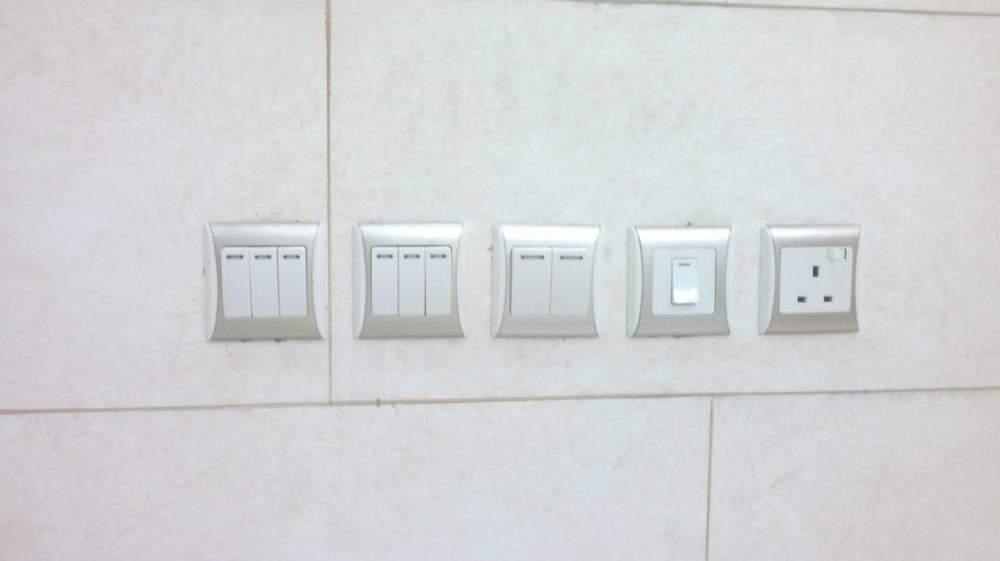 صور اشكال مفاتيح كهرباء للشقق والفلل المودرن 2017 سوبر كايرو