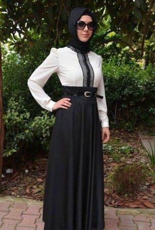 ملابس محجبات للمراهقات 2018 احدث ازياء بنات محجبات سوبر كايرو