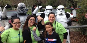 Supercare, MDA Muscle Walk LA