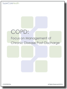 White paper on COPD management