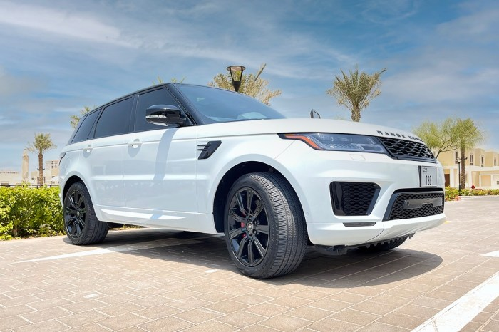 Range Rover Sports Autobiography 2020