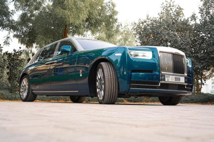 Rolls-Royce Phantom 2021