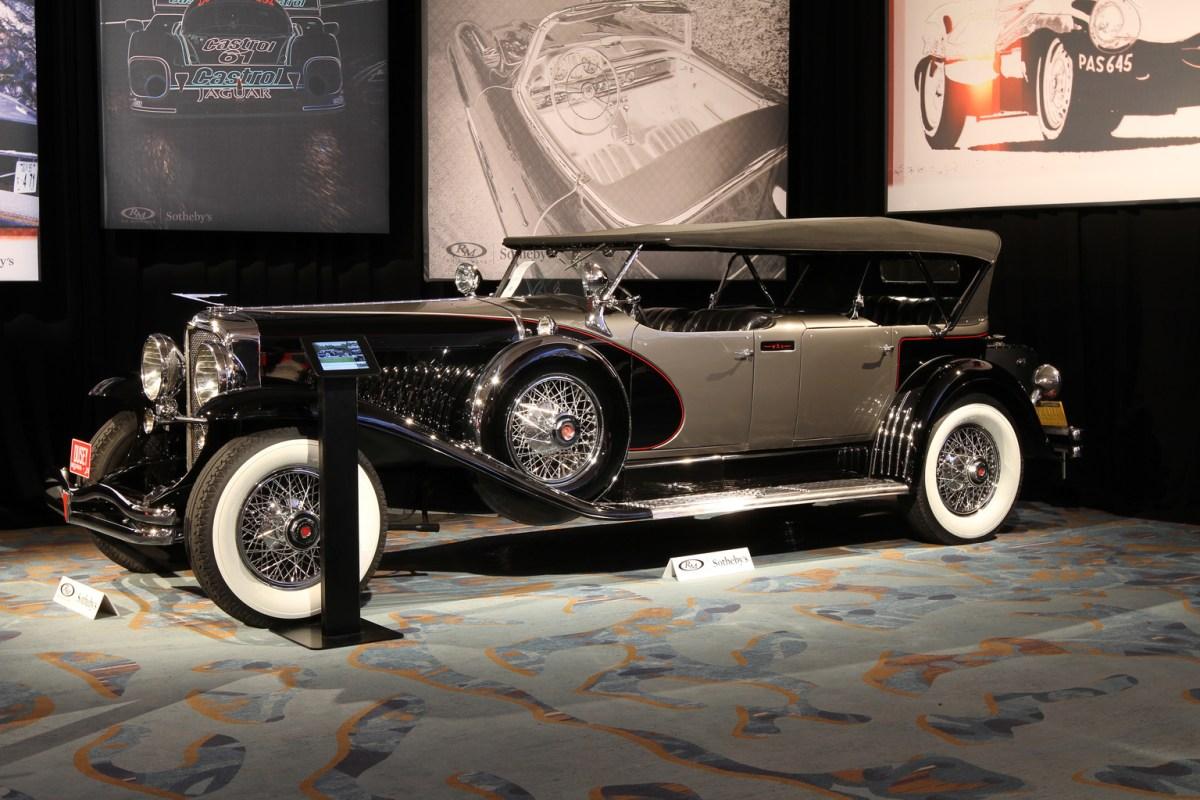 1930 Duesenberg Model J- autohage.com