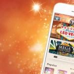 Leo Vegas Casino - 20 Free Spins No Deposit