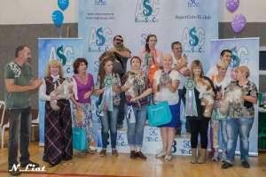 Весенний Израиль - выставка кошек @ Tel-Aviv