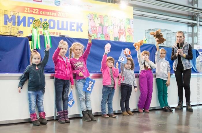 ASC МирКошек - конкурс плюшевых игрушек
