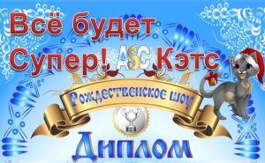 Сибирские SuperCats @ Siberian Happy New Year | Красноярск | Красноярский край | Россия