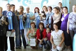 ASC выставка кошек в Параде Звезд'14 @ Парад Звезд | Москва | Россия