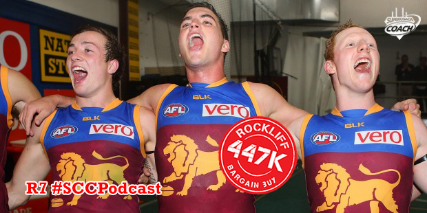 Trading Tom Rockliff & Rookies! » #SCCPodcast.R7