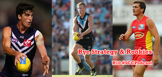 Our Guide to SuperCoach Bye Strategy » #SCCPodcast.R10