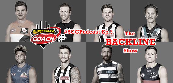 The Backline Show: SuperCoach 2017 #SCCPodcast.PS5